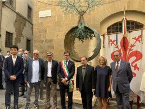 Foto: da sx, Tommaso Sacchi, Luigi Dainelli, Andrea Roggi, Dario Nardella, Alessandro Martini, Oliva Scaramuzzi, Massimo Vincenzini
